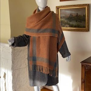 Extra Large Wrap Scarf Super Soft